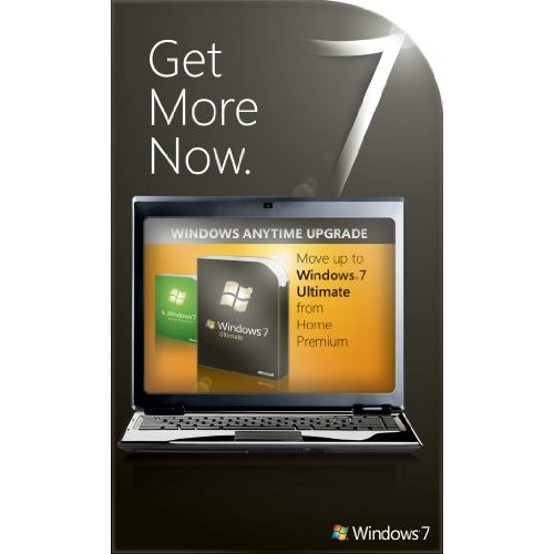 Windows Vista to Ultimate Anytime Upgrade Key