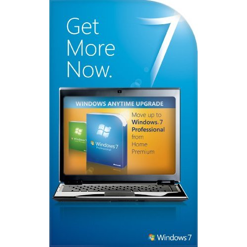 Windows 7 Starter to Professional Anytime Upgrade Key