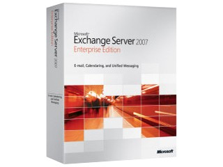 Microsoft Exchange Server 2007 with Service Pack 2 Key