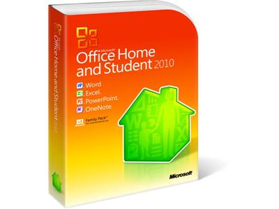 Microsoft Office Home and Student 2010 Key