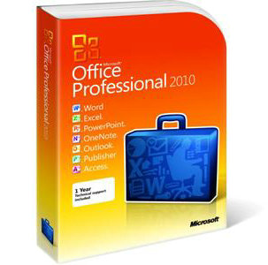 Microsoft Office Professional 2010 Key