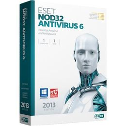 eset nod32 antivirus (1 year 3 user) Key