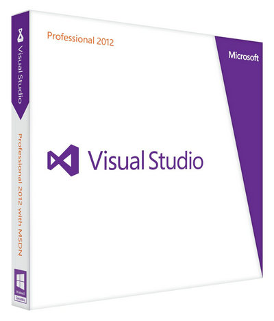 Visual Studio 2012 Professional Key