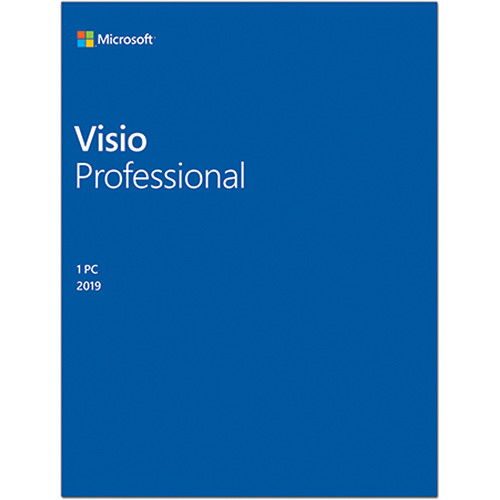 Visio Professional 2019 Key