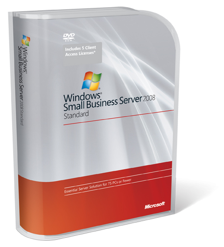 Windows Small Business Server 2008 Standard product key