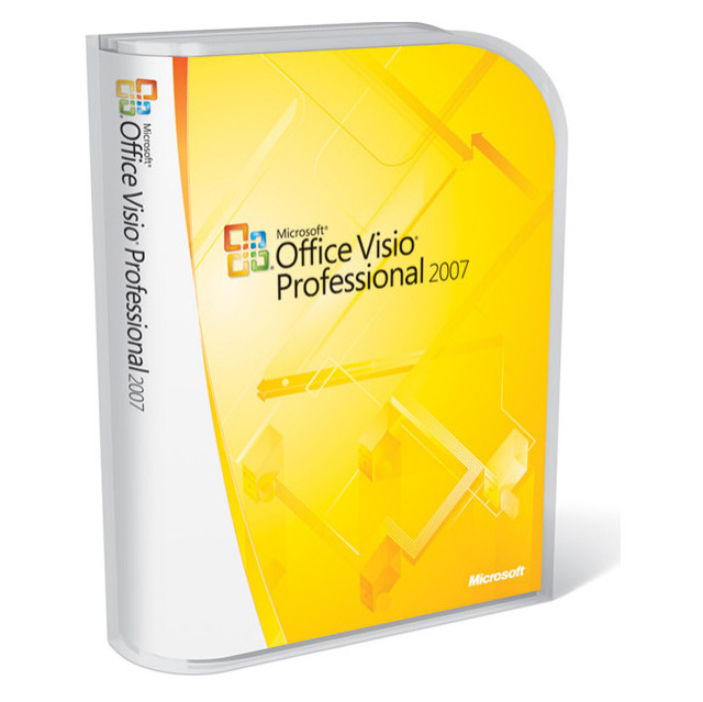 Microsoft Office Visio Professional 2007 product key