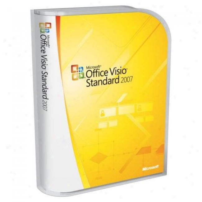 Office Visio Standard 2007 product key