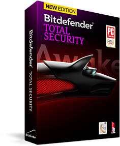 Bitdefender total securtiy (3years 3pcs) product key