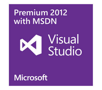 Visual Studio 2012 Premium product key