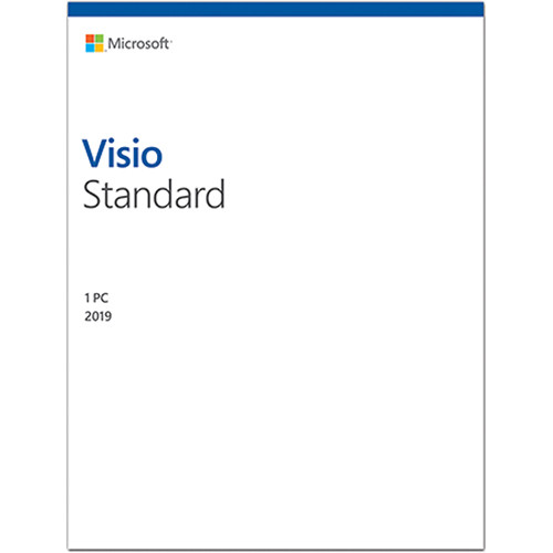 Visio Standard 2019 product key
