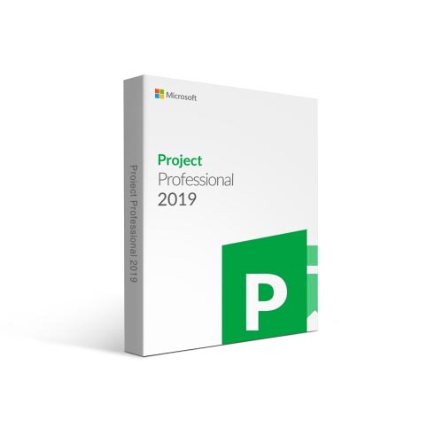 Project Professional 2019 product key